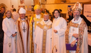 The Bishops of Dorchester, Reading and Buckingham celebrate the ministry of women priests