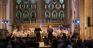Bond Night with the BBC Elstree Concert Band and The Oxford City Singers @ dorchester