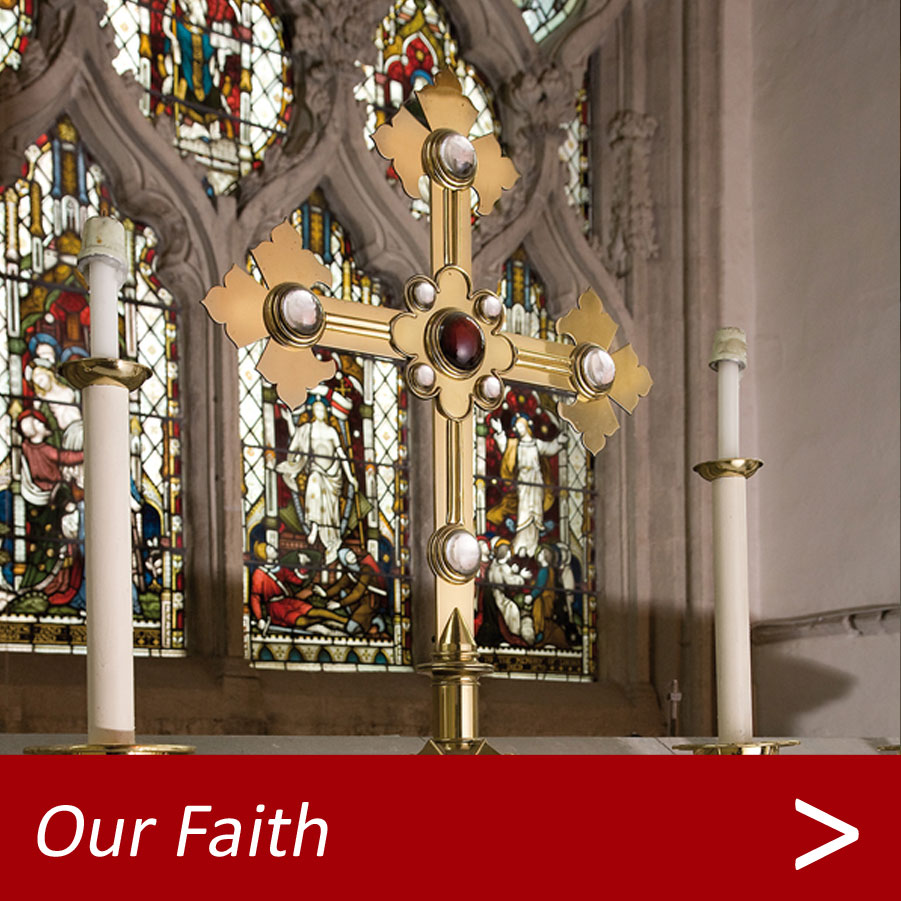 Dorchester Abbey - our faith