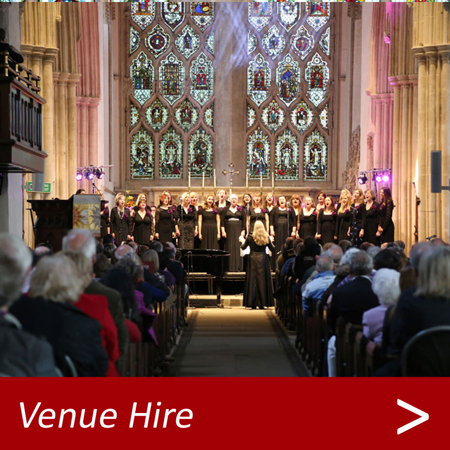 Venue Hire Dorchester Abbey