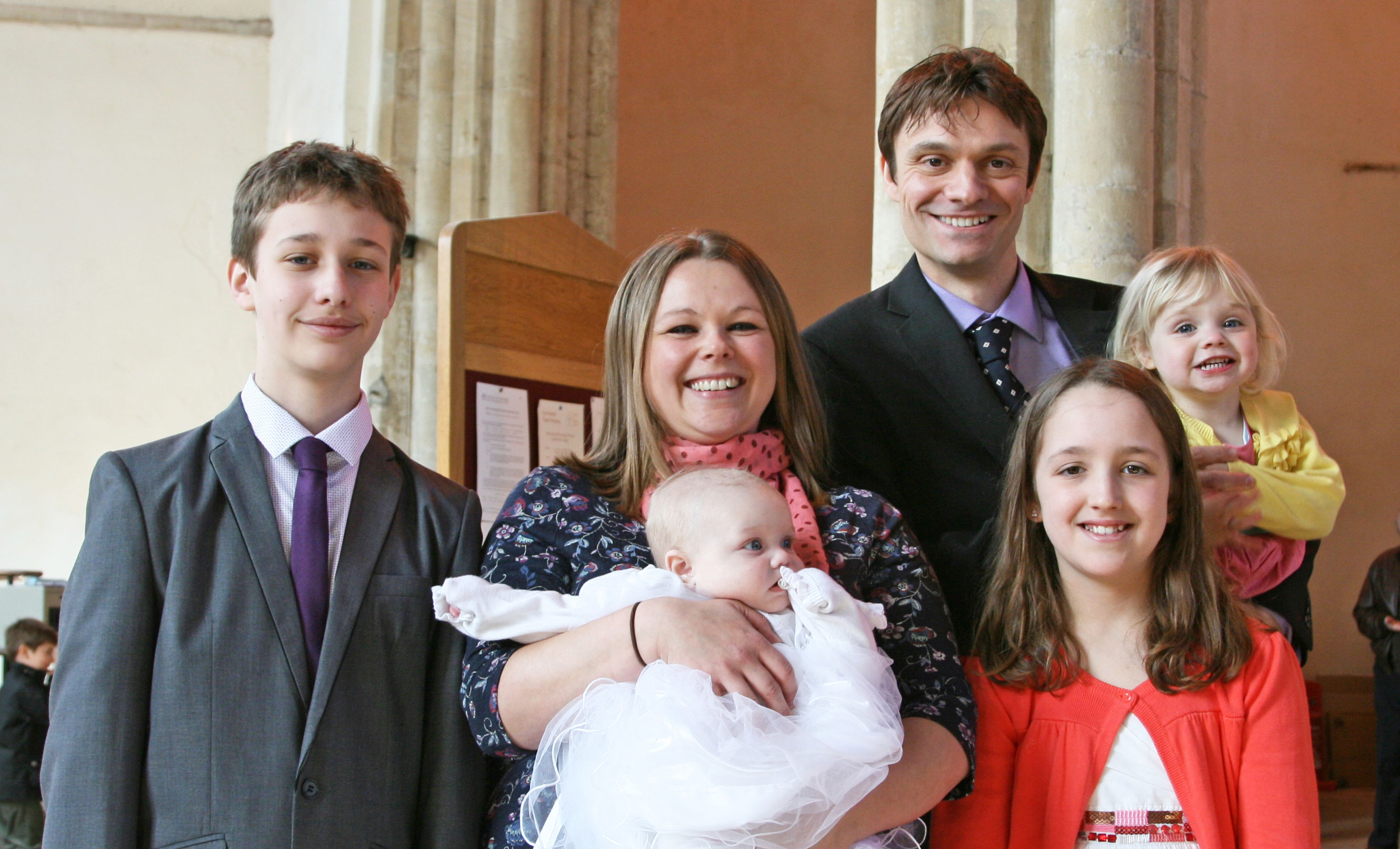 What to donate for christenings