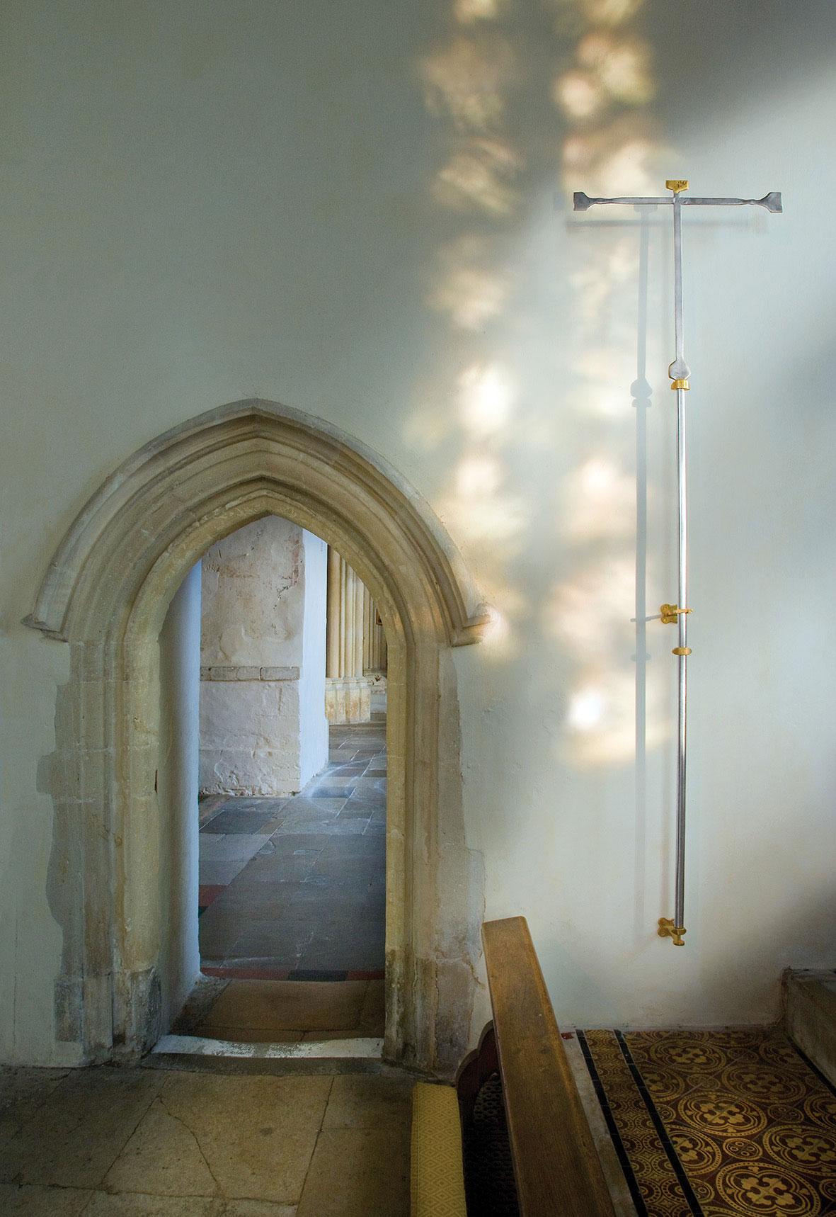 Shrine Chapel Entrance