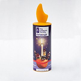 christingle collection box