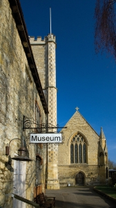 Museum Christmas shopping event @ Dorchester Abbey Guest House
