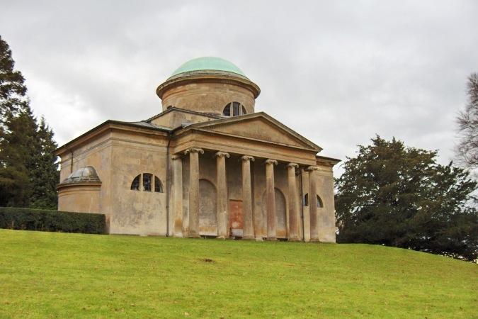 nuneham courtenay chapel
