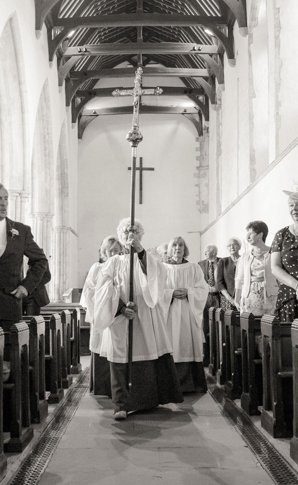 Dorchester Abbey choir