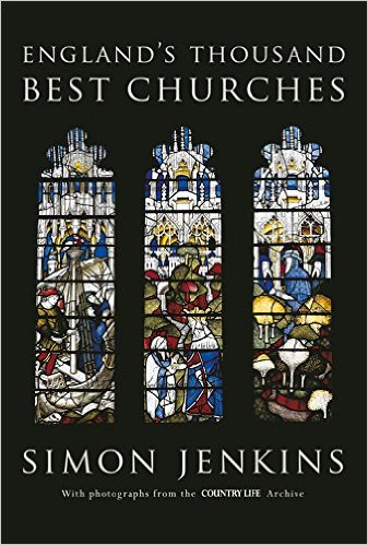 englands thousand best churches  by simon jenkins