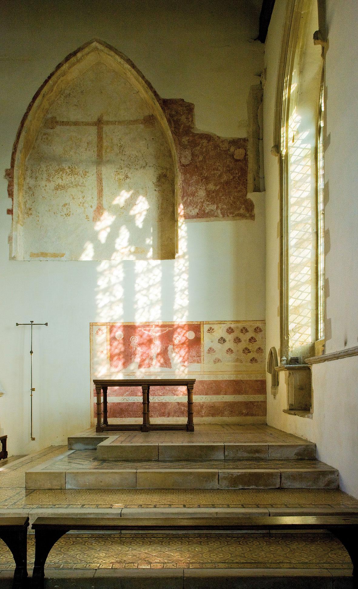 People's Chapel Dorchester Abbey