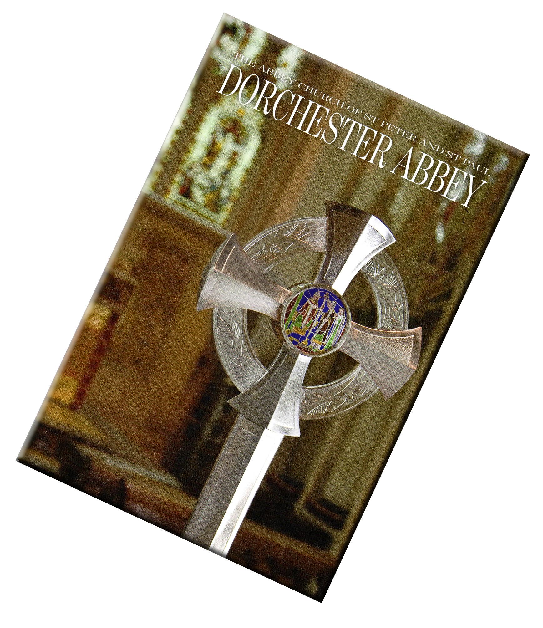 Dorchester Abbey guide book