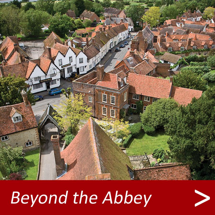 beyond the abbey