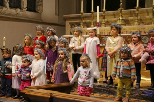 Crib Service & Nativity Play @ Dorchester Abbey | Dorchester | England | United Kingdom
