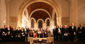Thames Consort  concert in support of YoCO @ Dorchester Abbey