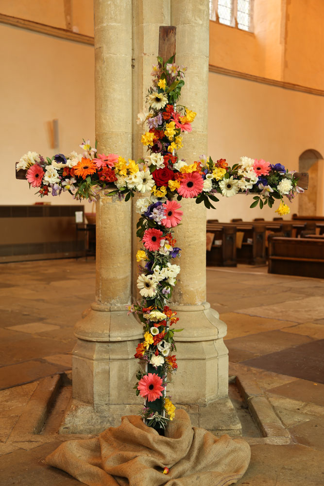 easter at Dorchester Abbey