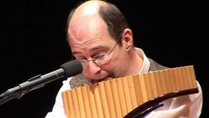 OSJ Music in the Abbey – Michel Tirabosco pan pipes @ Dorchester Abbey | Dorchester | United Kingdom