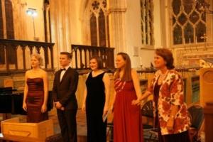 OSJ Music in the Abbey – Rising Stars @ Dorchester Abbey | Dorchester | United Kingdom