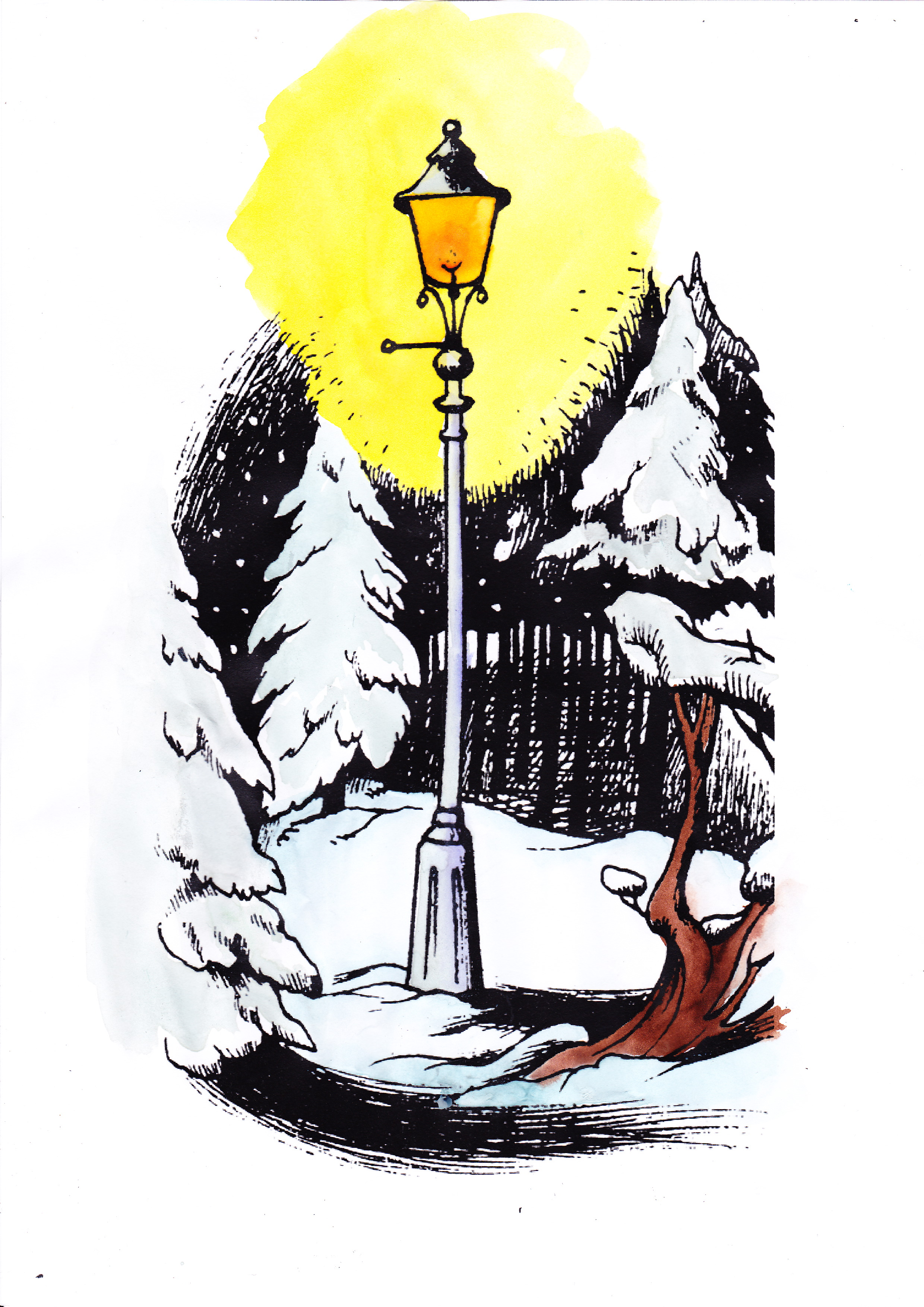Narnia Lamp Post Symbolism Lamp Design Ideas