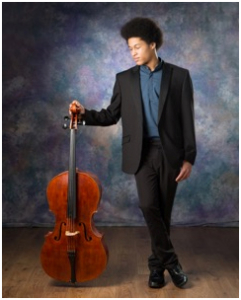 Sheku Kanneh-Mason in concert with the Junior Royal Academy of Music and Laudate Choir @ Dorchester Abbey