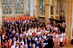 Nape - Festival of Voices @ Dorchester Abbey | Dorchester | England | United Kingdom