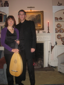 Busking in the Abbey - Ayre Tyme,  lute and voice @ Dorchester Abbey | Dorchester | England | United Kingdom