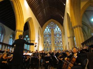 English Music Festival @ Dorchester Abbey | Dorchester | England | United Kingdom