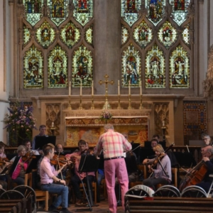OSJ GALWAY PLAYS MOZART @ Dorchester Abbey | Dorchester | England | United Kingdom