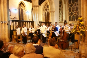 OSJ - New Year's Eve Strauss Gala @ Dorchester Abbey | Dorchester | England | United Kingdom