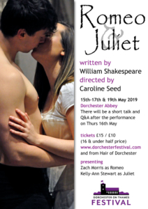 Romeo & Juliet @ Dorchester Abbey