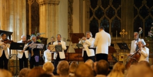 OSJ Music in the Abbey @ Dorchester Abbey